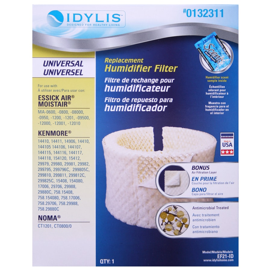Idylis Wick Filter Fits Emerson