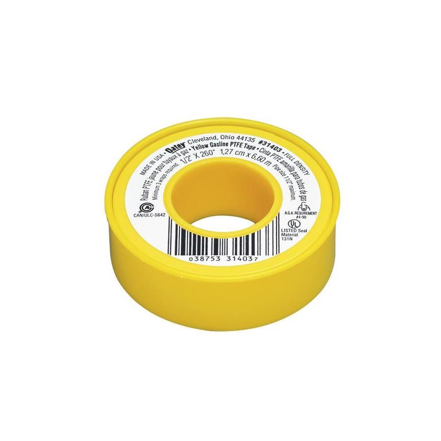 Oatey 5.4-in x 21.66-ft Plumber's Tape