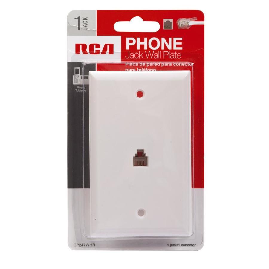 RCA Modular Phone Jack