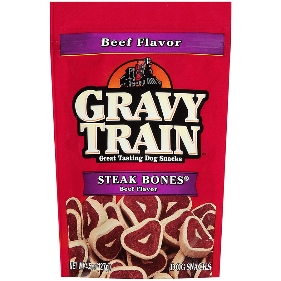 Gravy Train 4.5-oz Beef-Flavor Snacks