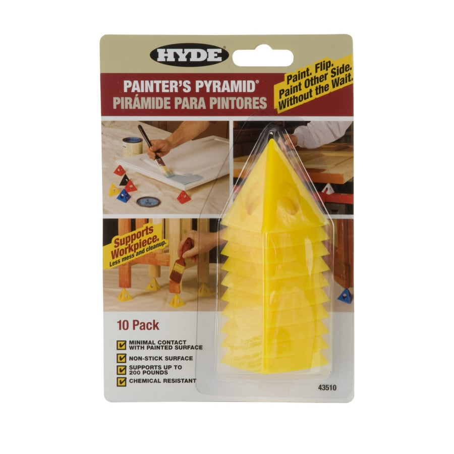 HYDE 2-in Plastic Paint Guide