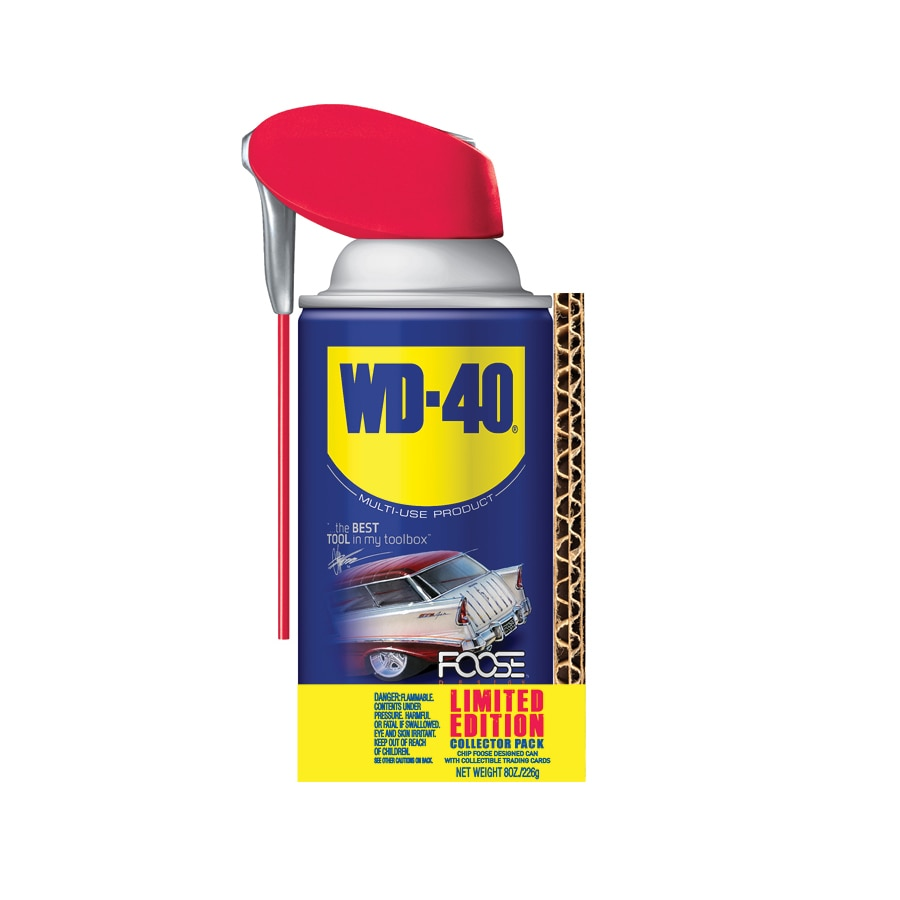 WD-40 8-oz Chip Foose Design Lubricant