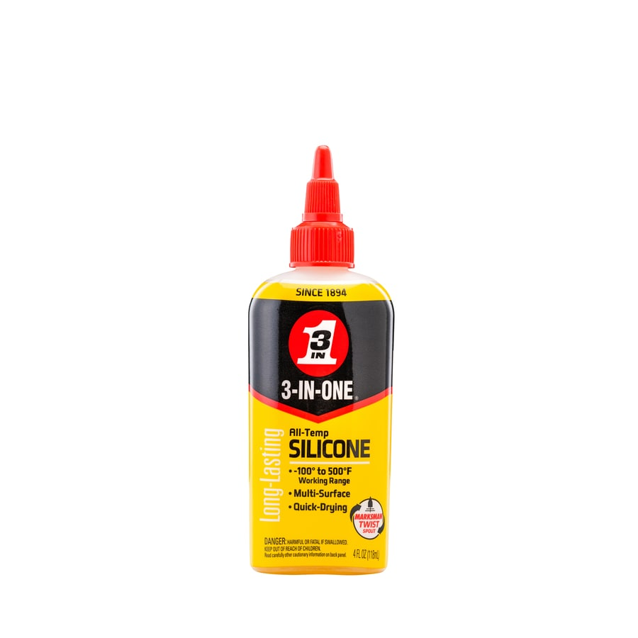 Shop 3 In One 4 Oz Silicone Drip Oil At Lowes Com