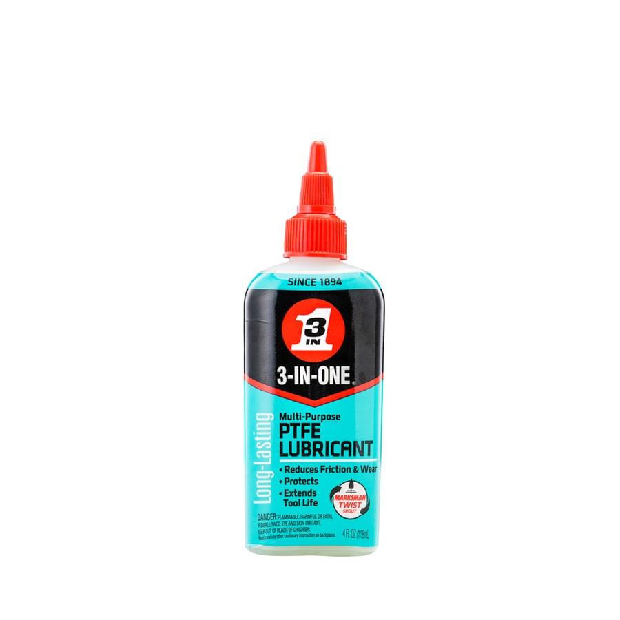 3-IN-ONE 4-oz PTFE Lube Drip Oil