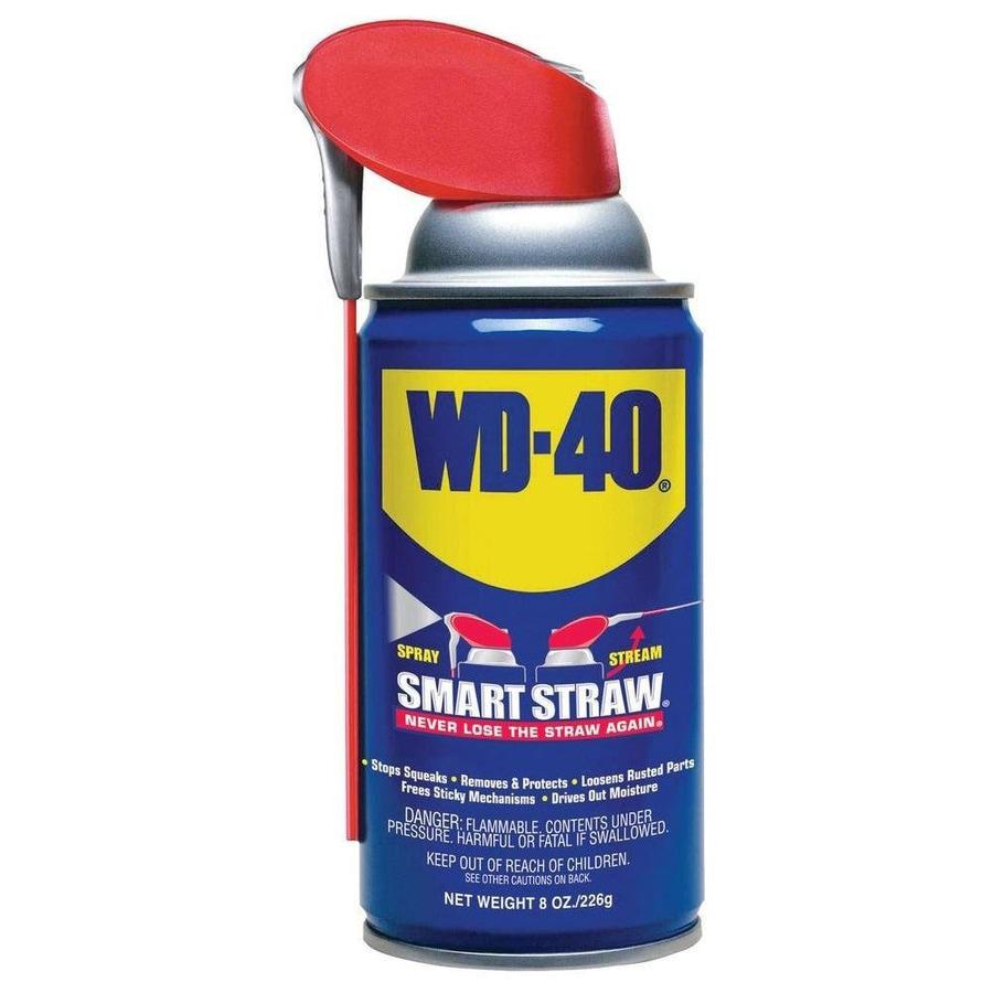 WD-40 8-oz Hardware Lubricant
