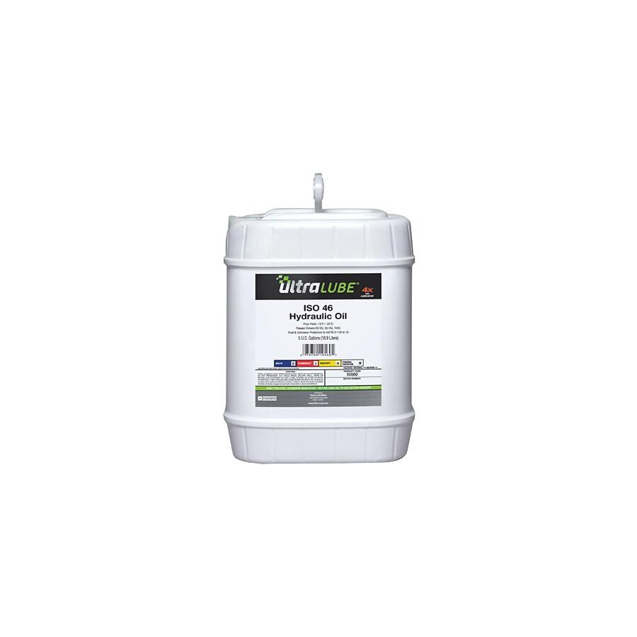 Ultra Lube 5-Gallon Premium Grade ISO 46 Hydraulic Oil