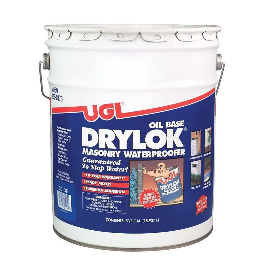 UGL Drylok Oil-Base Waterproofer White