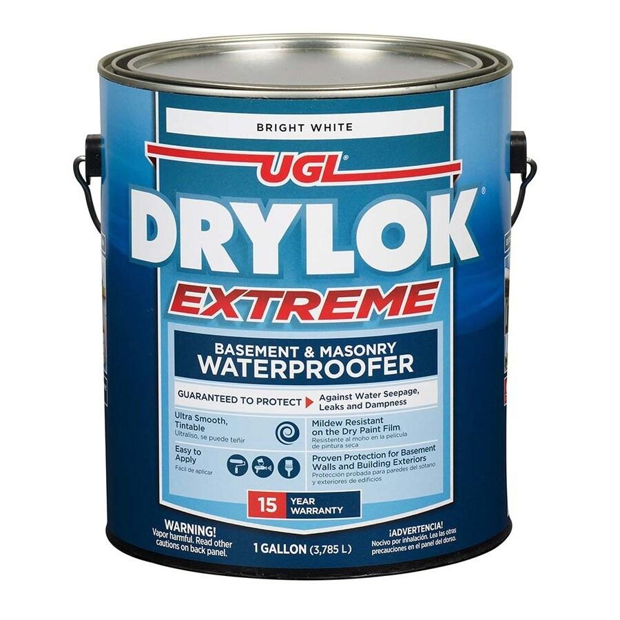 UGL Drylok Extreme Masonry Waterproofer White