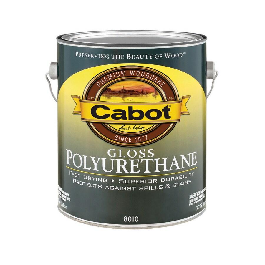 Cabot Gallon Oil Polyurethane Gloss VOC