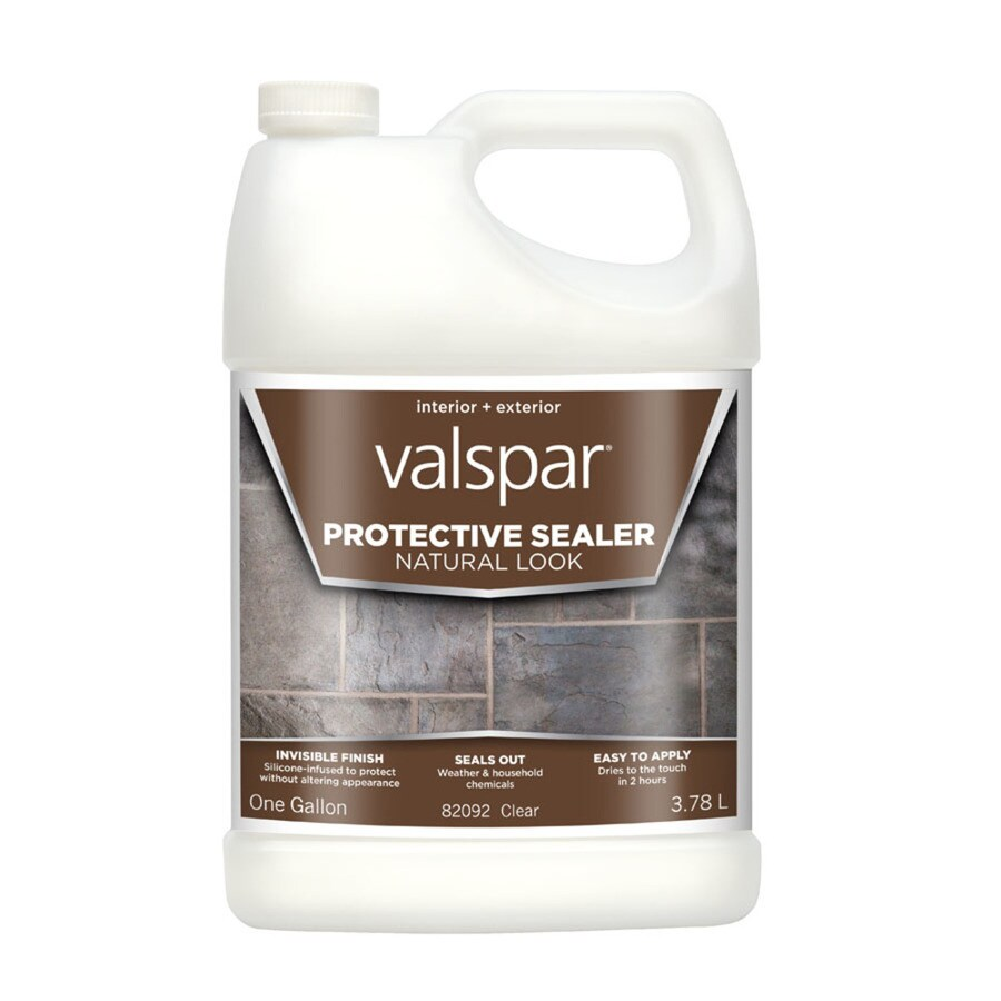 Valspar Natural Look Protective Sealer