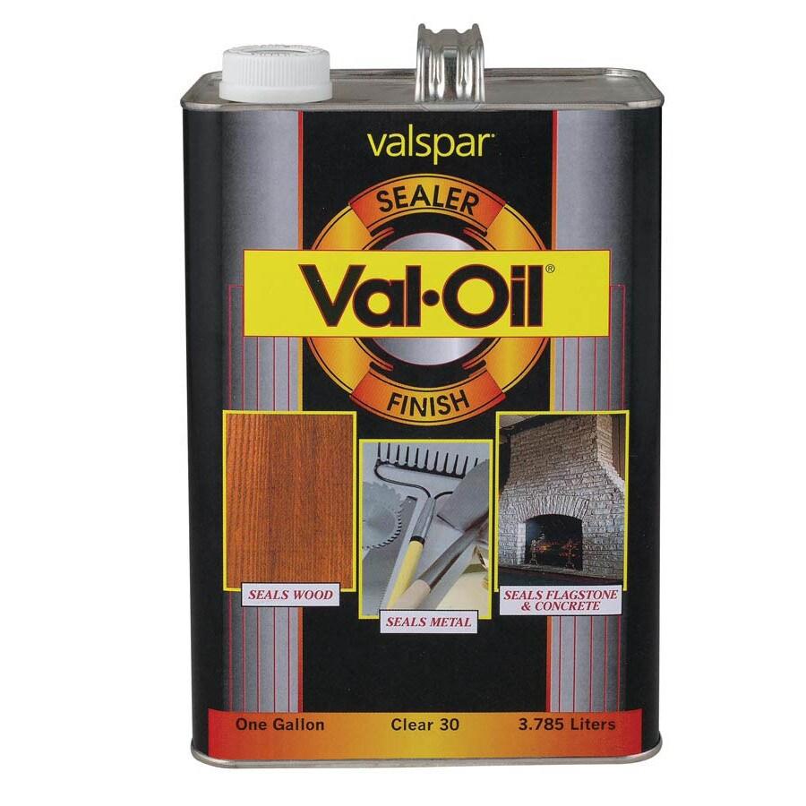 Valspar Gallon Exterior Val-Oil Sealer