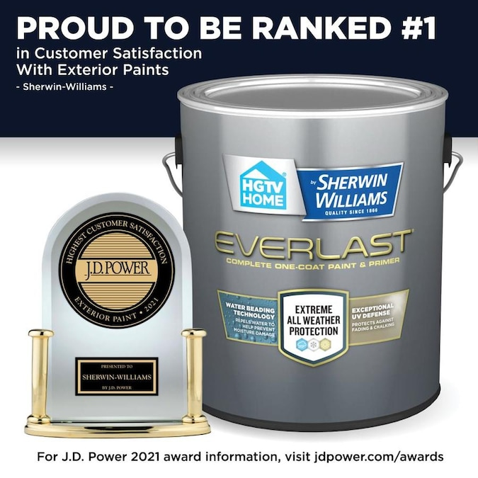 HGTV HOME by Sherwin-Williams Quart Size Container Essex