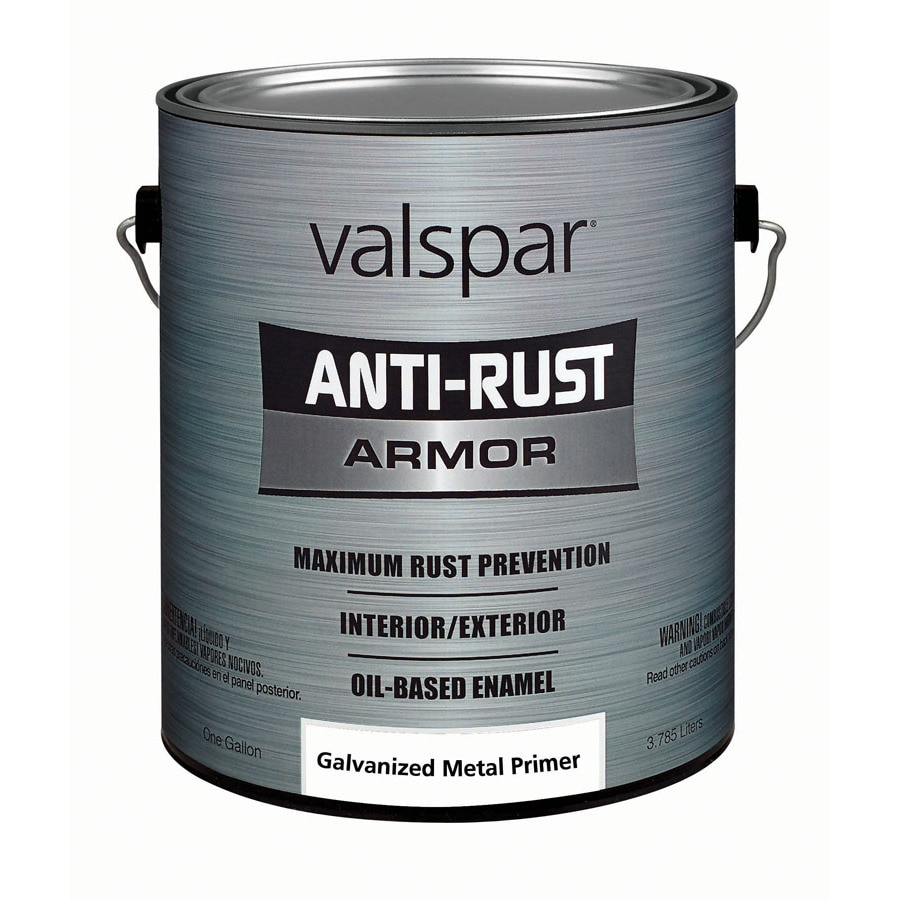 Valspar Anti-Rust Interior Latex Primer (Actual Net Contents: 128-fl oz)