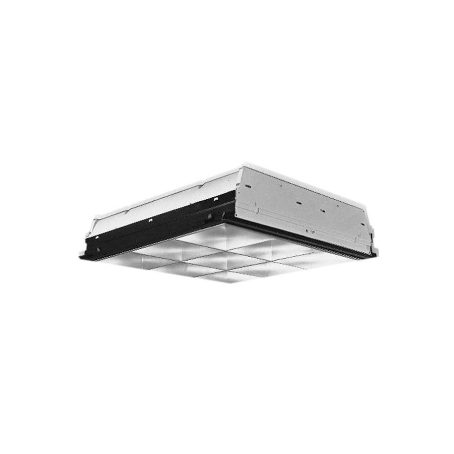 Metalux 24-in Fluorescent Troffer