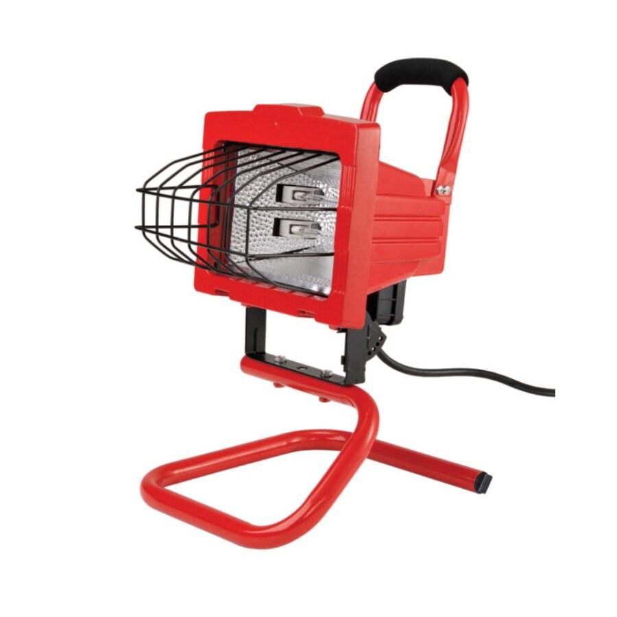 Utilitech -Light 600-Watt Halogen Portable Work Light