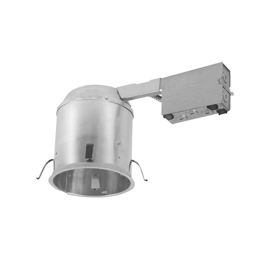 Halo Remodel Airtight IC LED Recessed Light Housing (Common: 6-in; Actual: 6.25-in)