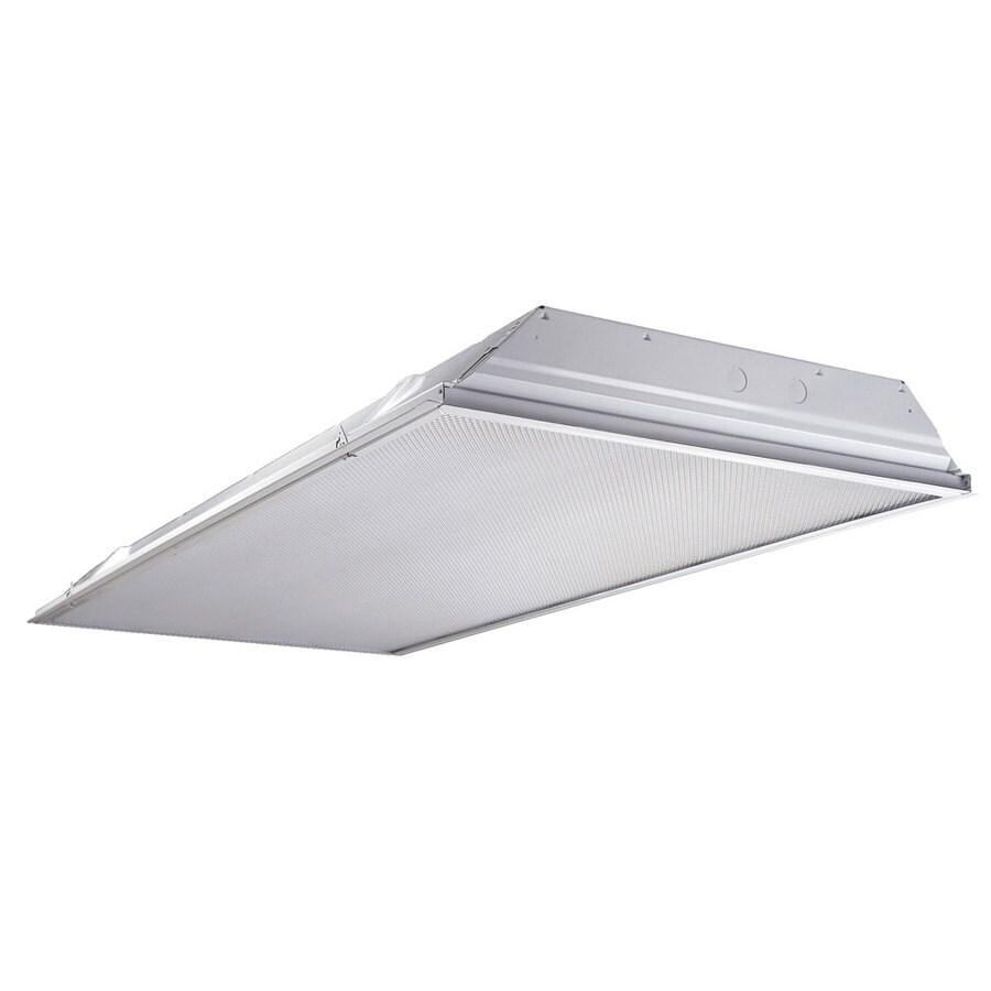 Metalux GR8 Series Troffer Shop Light (Common: 4-ft; Actual: 23.75-in x 47.93-in)