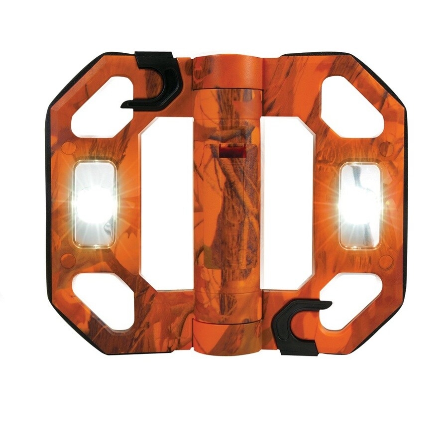 Might-D-Light 250-Lumen LED Freestanding Rechargeable Battery Flashlight