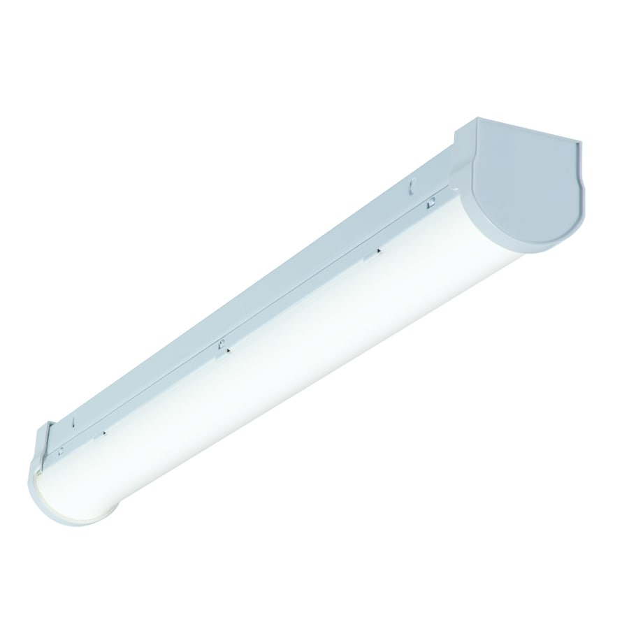 Shop Metalux SLSTP LED Strip Shop Light (Common: 2-ft
