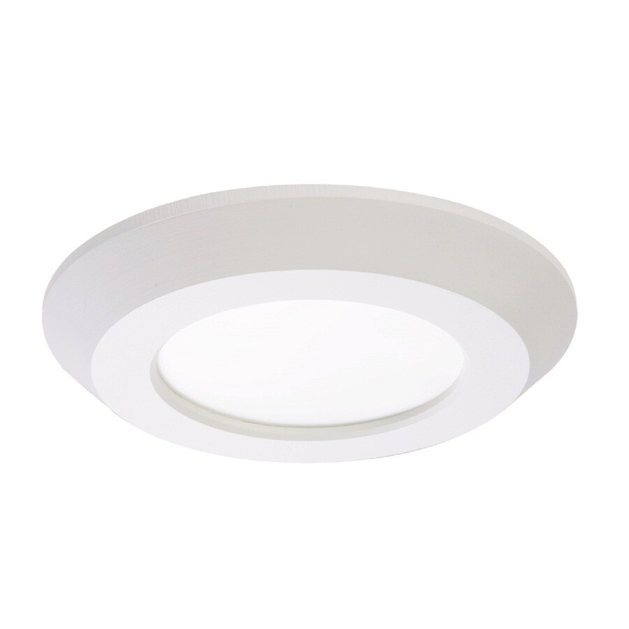Halo 40-Watt Equivalent White LED Recessed Retrofit Downlight (Fits Housing Diameter: 4-in)