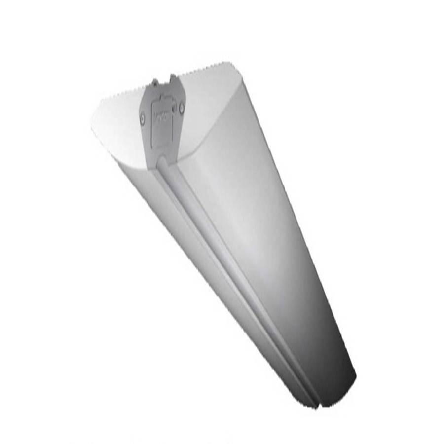 Metalux WNLED-Series Wrap Shop Light (Common: 4-ft; Actual: 8.4-in x 49.8-in)