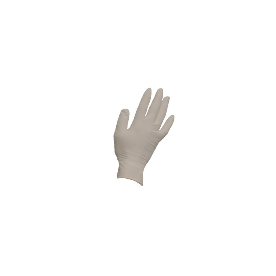Blue Hawk 15-Pair One-Size-Fits-All Latex Cleaning Gloves