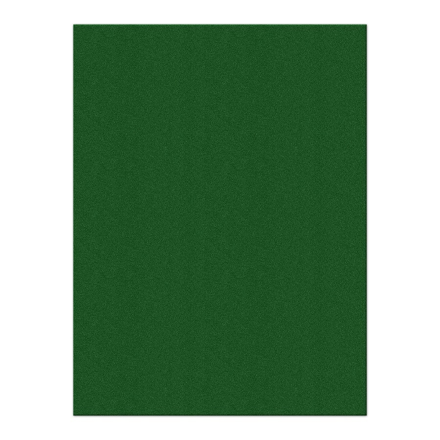 EcoRug Green Rectangular Indoor/Outdoor Needlebond Area Rug (Common: 6 x 8; Actual: 72-in W x 96-in L)