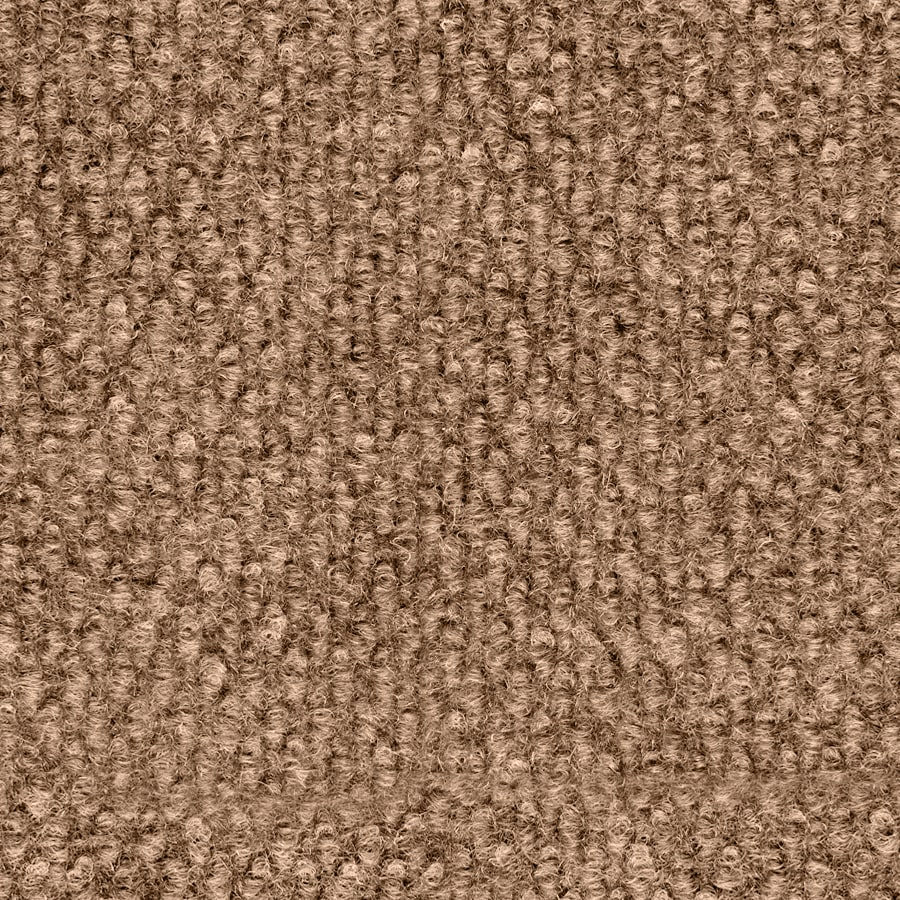Select Elements 10-Pack 18-in x 18-in Almond Indoor/Outdoor Needlebond Peel-and-Stick Carpet Tile