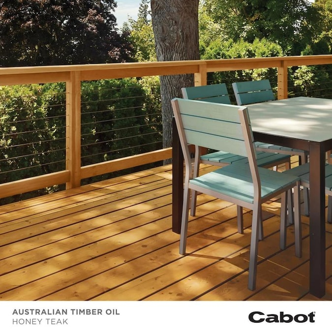 Dulux Trade Ultimate Woodstain Tinted Colour Teak 1L