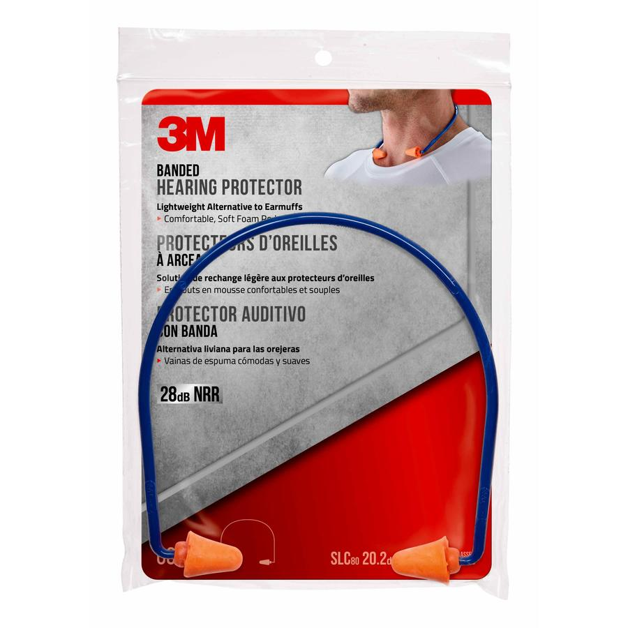 3M Band Style Hearing Protector