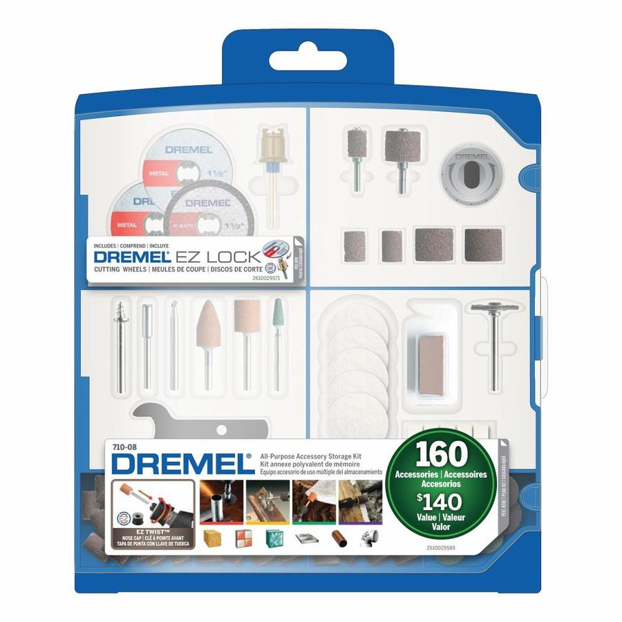 Dremel All-Purpose Accessory Kit