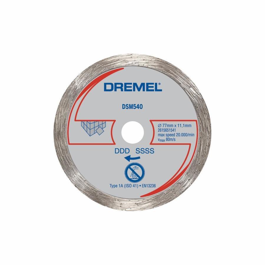 Dremel Diamond Grit Cutting Wheel