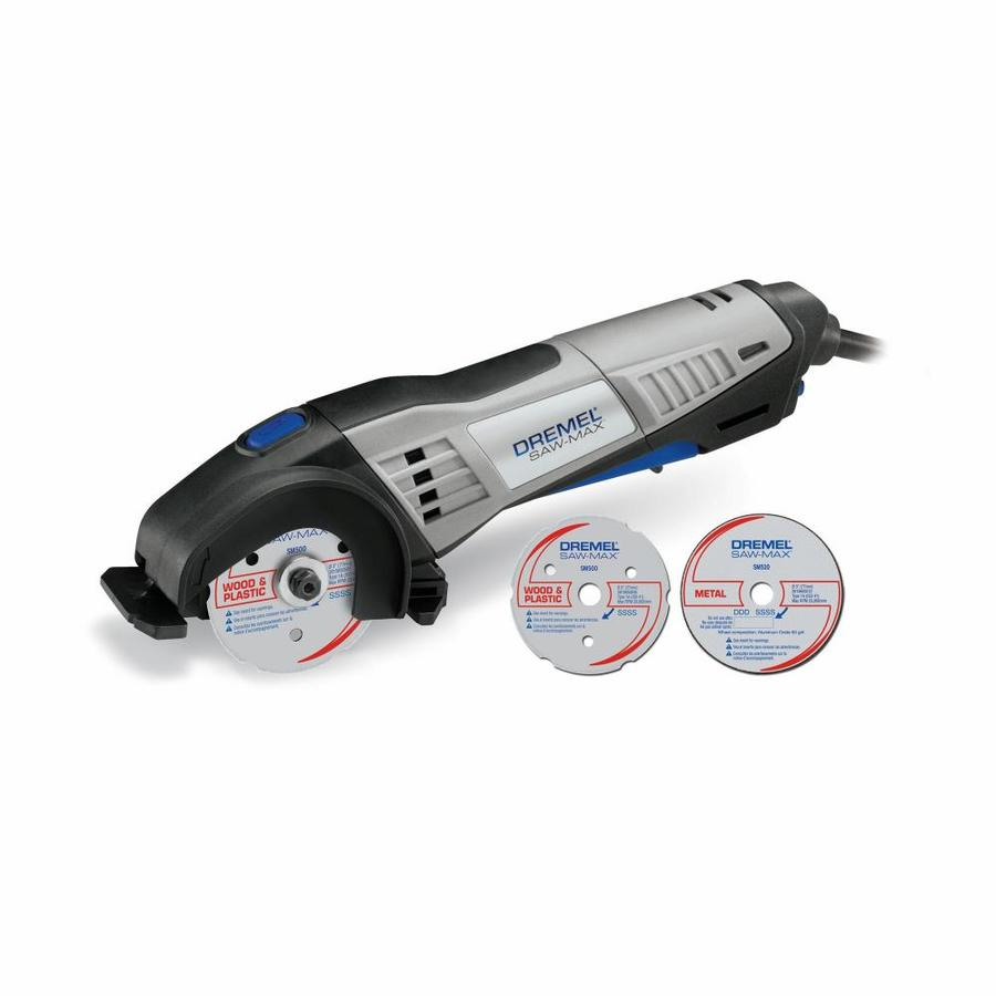 Shop Dremel SawMax 6-Amp 3-3/8-in Corded Circular Saw at ...