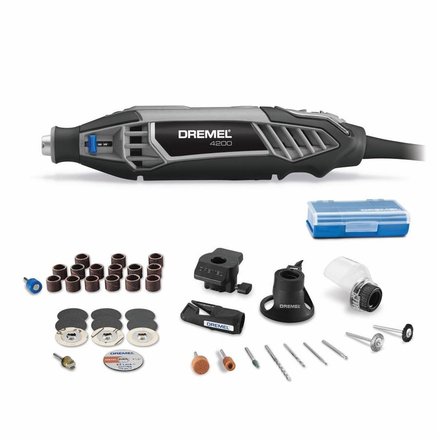 Dremel 4200 Series 38-Piece Variable Speed Multipurpose Rotary Tool Kit with Hard Case