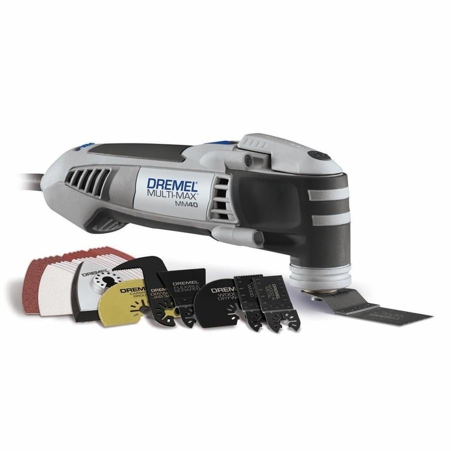 Dremel Multi-Max 36-Piece 3.8-Amp Oscillating Tool Kit