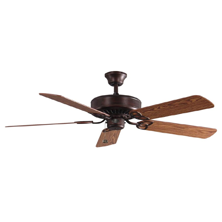 Harbor Breeze 52-in Aged Bronze Ceiling Fan ENERGY STAR