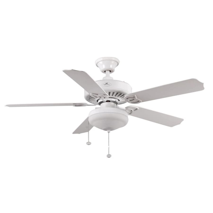 Harbor Breeze Calera 52-in Outdoor Multi-Position Ceiling Fan with Light Kit