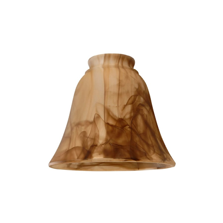 Litex Coffee Marble Lamp