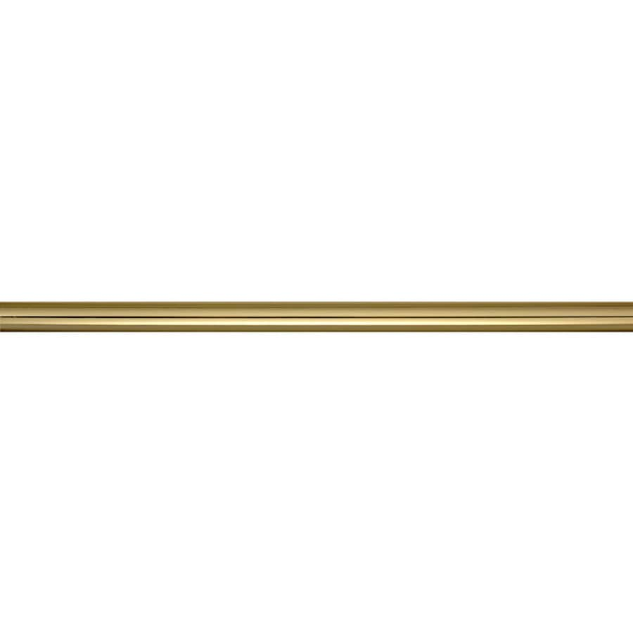 Harbor Breeze 18-in Brass and Gold Downrod