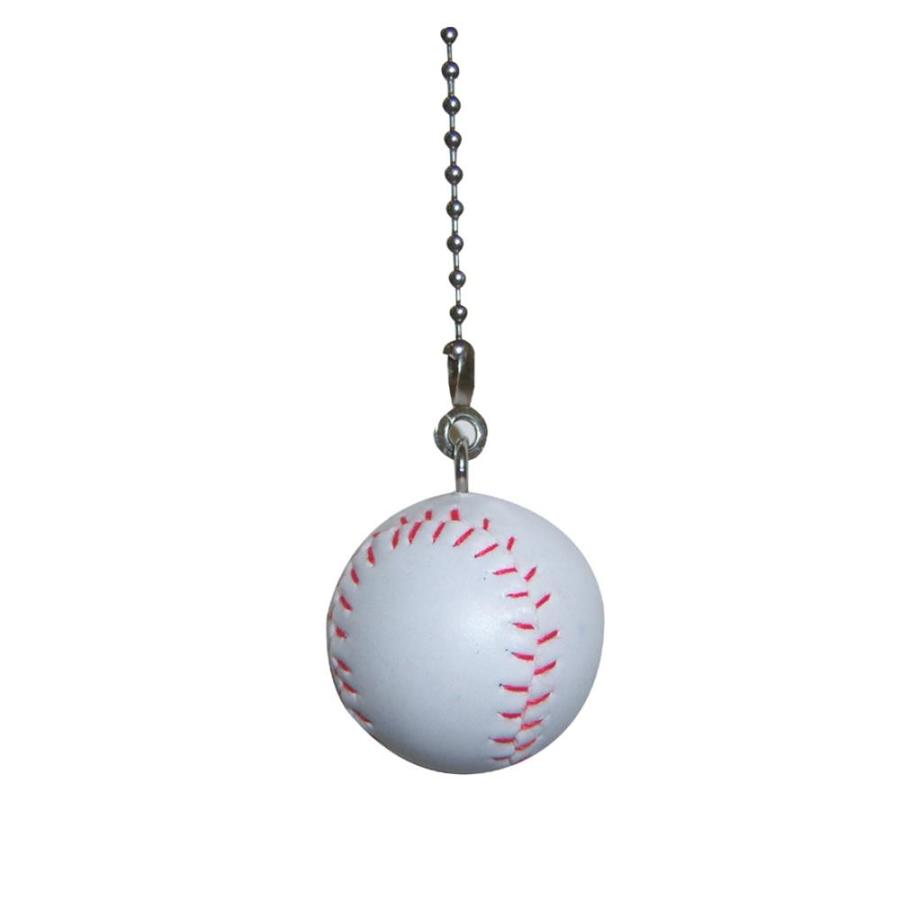 Harbor Breeze Baseball Shape Pull Chain