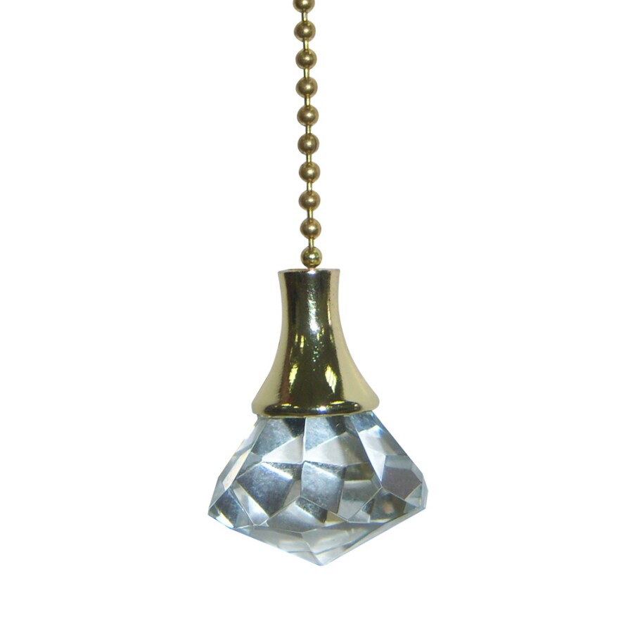 Harbor Breeze Clear Pull Chain