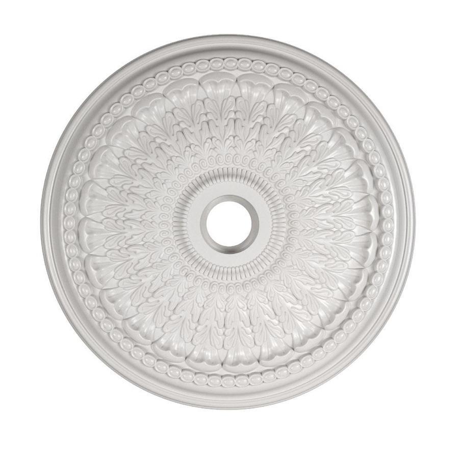 Portfolio 27-in x 27-in Composite Ceiling Medallion
