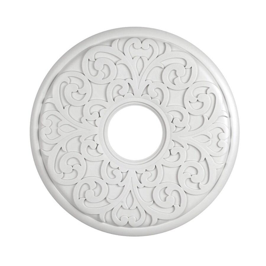 Portfolio 16.25-in x 16.25-in Composite Ceiling Medallion
