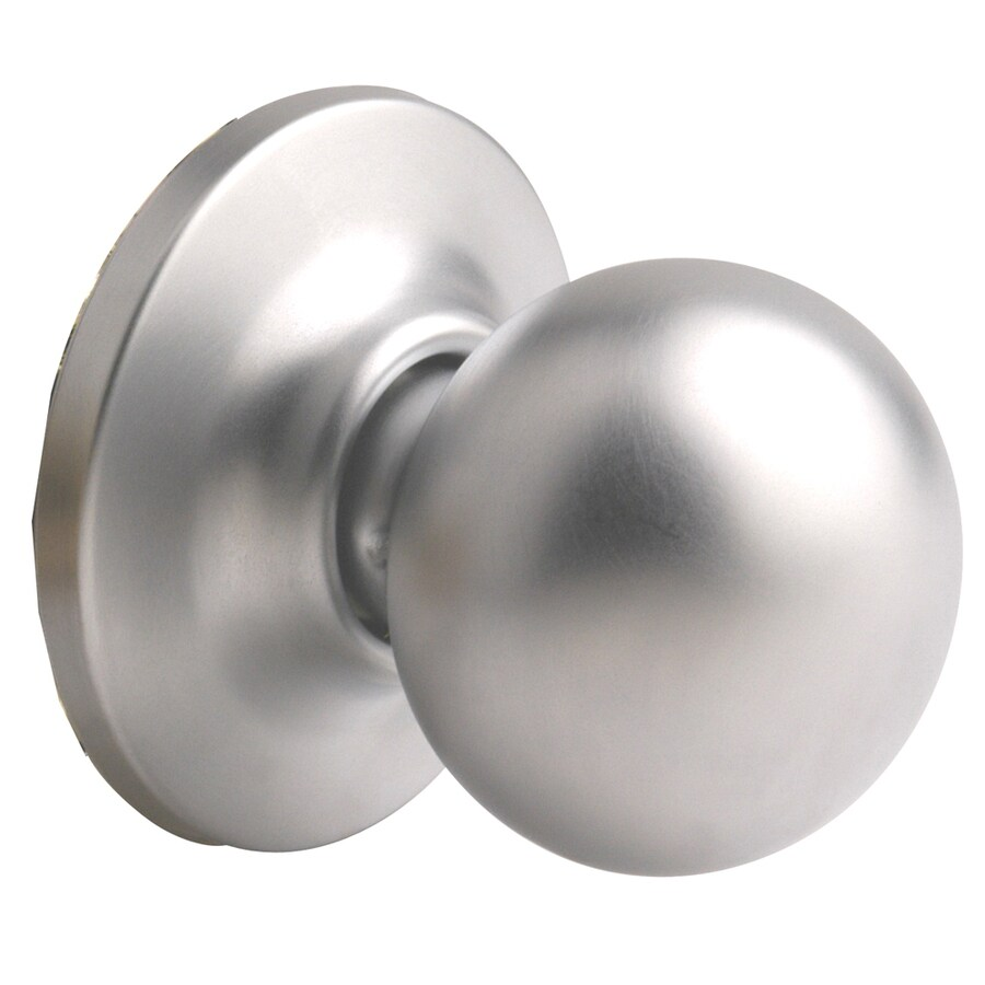 Yale Security New Traditions Cirrus Satin Chrome Dummy Door Knob