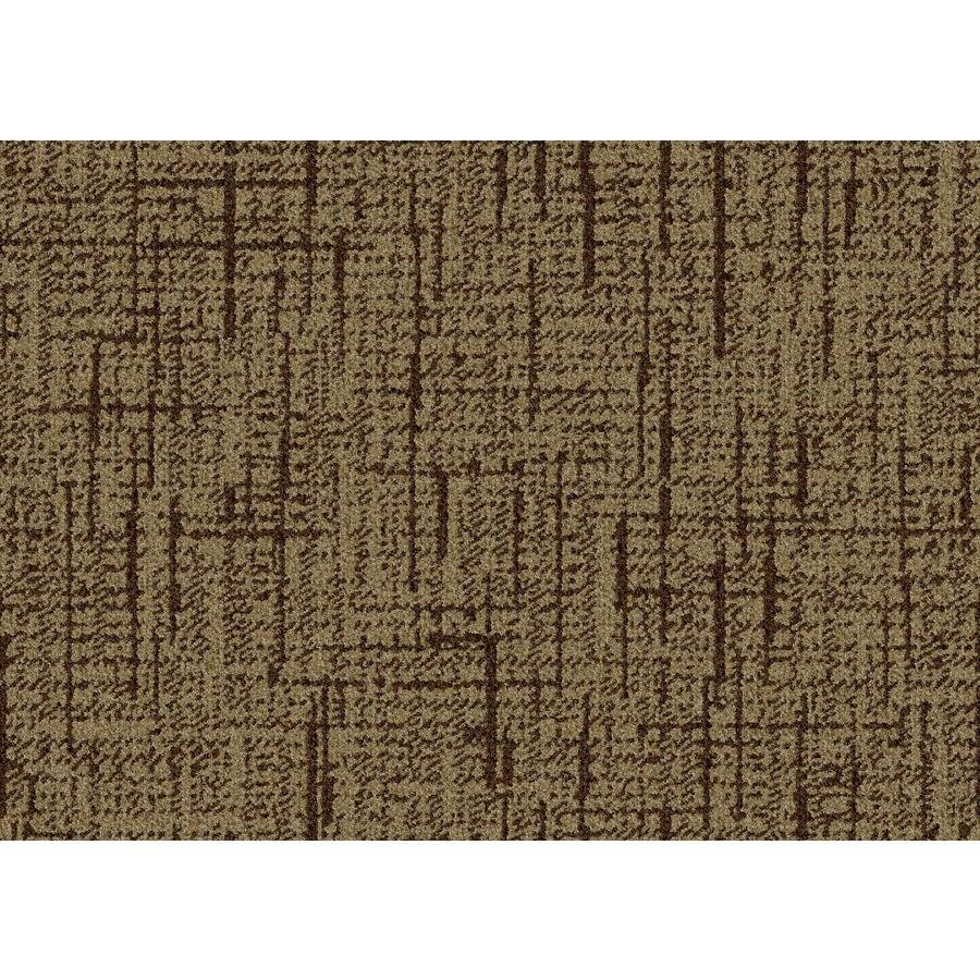 Lexmark Carpet Mills Essentials Stature Hot Fudge Pattern Indoor Carpet