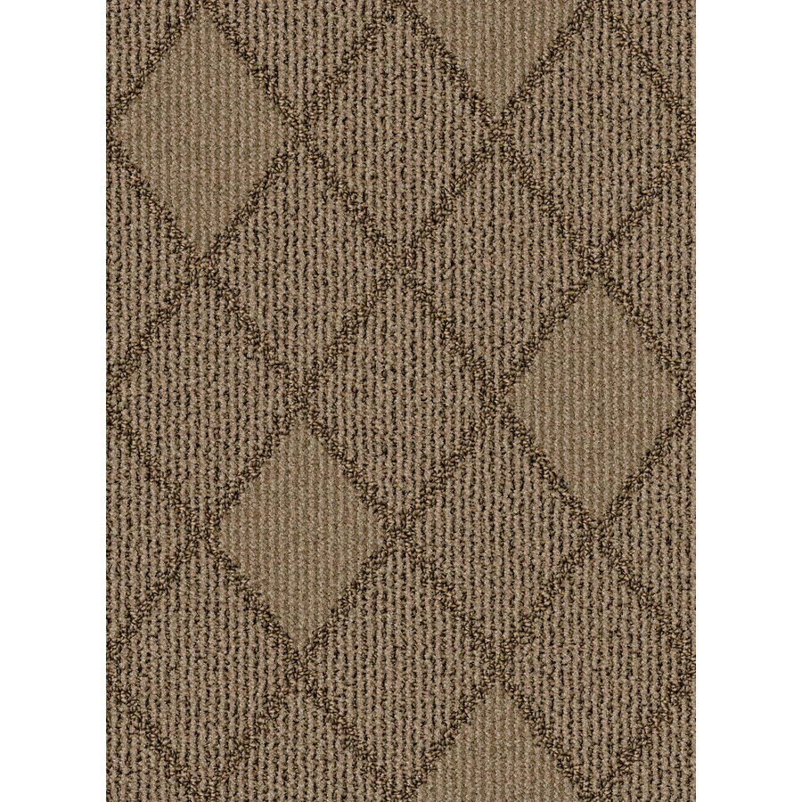 Lexmark Carpet Mills Essentials Insignia Warm Cider Pattern Indoor Carpet