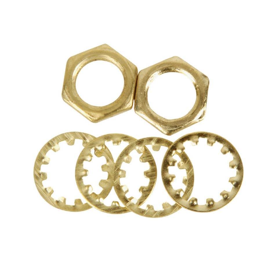 Portfolio 6-Pack Standard (SAE) Hex Nuts