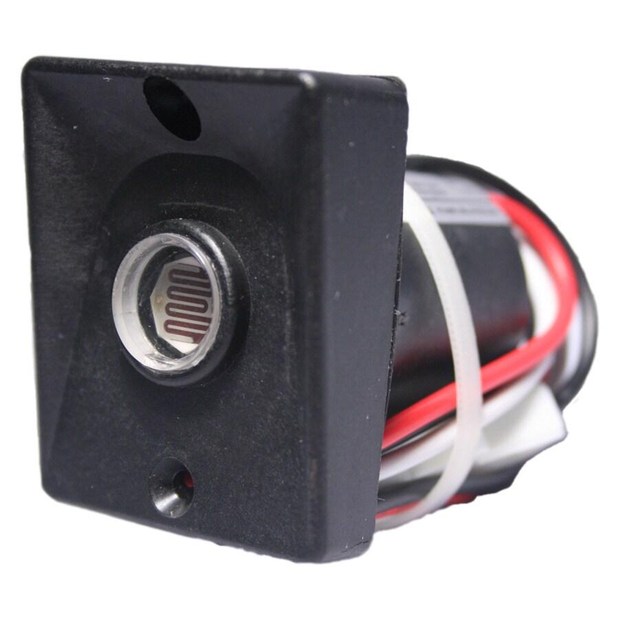 Touch & Glow EZ-Change Post Light Photoeye