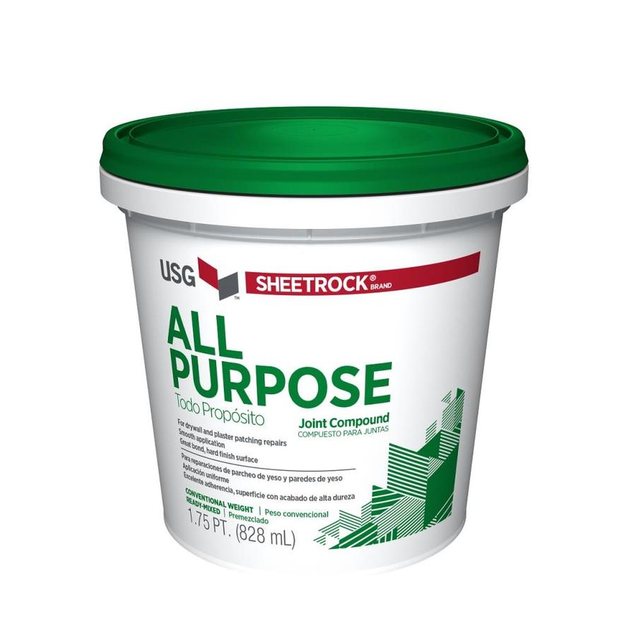 SHEETROCK Brand 1.75-Pint Premixed All-Purpose Drywall Joint Compound