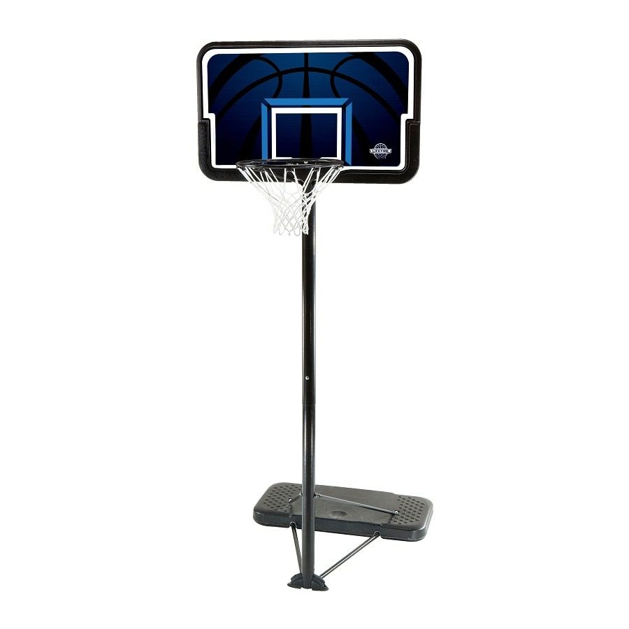 LIFETIME PRODUCTS Outdoor Portable 44-in Backboard Basketball System
